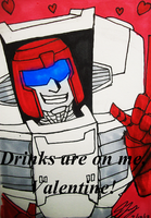 TF:MTMTE Valentines Day - 11 by TaintedTamer