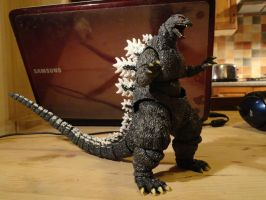 Custom Figure - Monsterarts Godzilla 2.0 (1/3) by GIGAN05