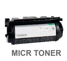 Compatible MICR toner for Lexmark by tonercartridges123