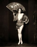 Vintage Stock - Ziegfeld Girl3 by Hello-Tuesday