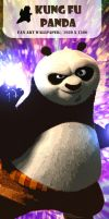 Kung Fu Panda Wallpaper by 878952