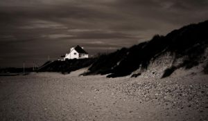 house on the beach by awjay