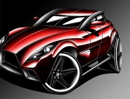 Ferrari 999 GTO SUV by Ghost21501
