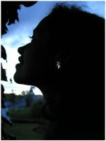 Caroldie silhouette by tomegatherion