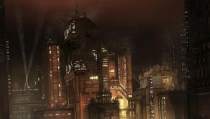 Future City by Philang