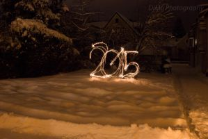 Happy New Year 2015! by D1MO