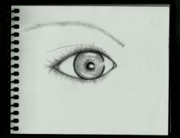 Another Eye by xRosso
