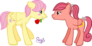 PC Love is in Bloom by SaturnStar14