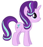New Starlight Glimmer Vector by alloutlol