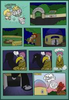 Ingaloo Zoo: Rescue Over Easy Page 1 by AgentC-24