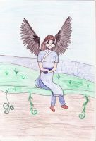 Angel to the World by StormyBabe