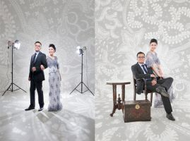 Angga and Indah Batik by dmsapr