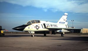 Century Series F-106B by F16CrewChief