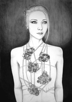 The necklace by AlexLehner