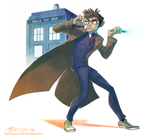 The Doctor is in... by Katmomma