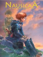 Nausicaa book cover by kurai-ryuu