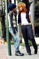 renXtokiya - you little lamb by recchinon