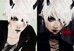 Due IMVU Edit by NyappyInTheWorld4