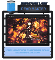 [PSD/LRO] Dead Master by xMie