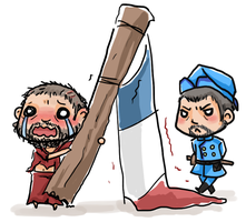 Entry for Les Mis Petition by Mimoly