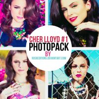 Photopack Cher Lloyd #1 by RosiiEditions