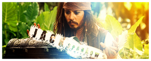 Jack Sparrow by Thomson9