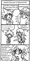 KH eats Sandwiches Part 2 by Paigy-POP