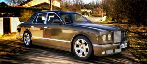 Bentley Arnage by TheImNobody