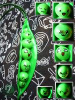 pea pod by Jacky-Hell-Oween