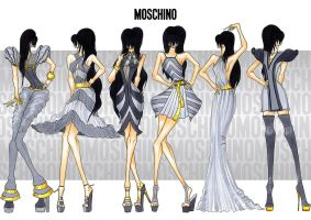 Design Project - MOSCHINO by AttivanNauticus
