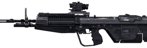 Halo Reach M392 DMR by ToraiinXamikaze