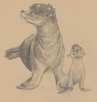 And then Sea Lions by Lemguin
