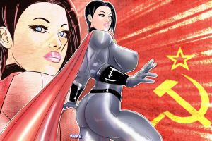 Soviet Superwoman by Banjim by Soviet-Superwoman