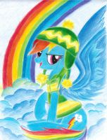 Rainbow Paradise by AbyssFantasies