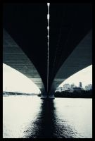 Under the bridge. by babylon6