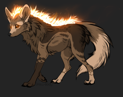 Fire Point Adoptable by Freaky--Like--Vivi