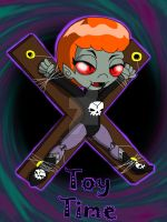 Toy Time - Tied Down by PlayboyVampire