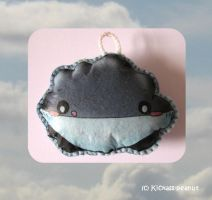 Piddle Cloud Plush by kickass-peanut