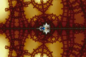 Inner and Outer Framework No. 1 by element90