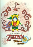 the legend of zeltron by ighcaveros