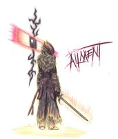Ailment: How he really should look. by Ai1ment
