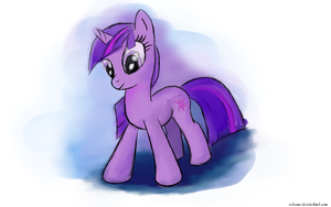 Twilight Sparkle by Adiwan