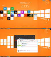 Windows 8 metro by swapnil36fg