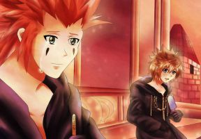 KH: Promise by Moogle007