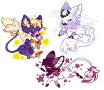 Sparkledoes by celesse