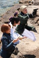 APH Cosplay We're Shipwrecked by TechnoRanma