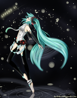 Hatsune Miku APPEND by april4luck