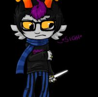 Eridan: Attract Sympathy (all of it) by Rattus-Shannica