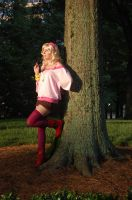 Sheryl Nome Pink Star Date by TwinklebatCosplay