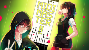 UTAU: MIDI MASTER!! feat. the Utaunes by Raeyxia
